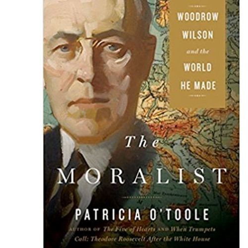 Author PATRICIA O'TOOLE discusses her new book THE MORALIST