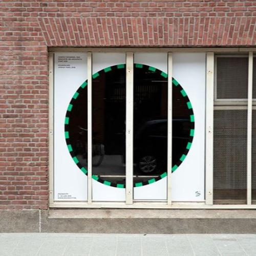 Garment Factory Glass (Confectiefabriek)  2018