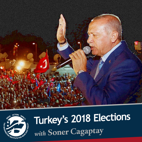 Turkey's 2018 Elections with Soner Cagaptay