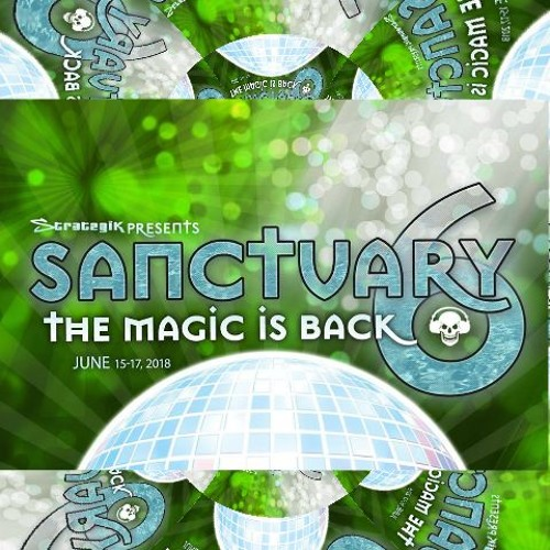 Marky Ray Live @ Strategik's: Sanctuary 6