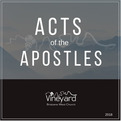 Acts of the Apostles - 2018