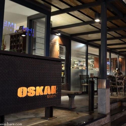 Oskar Bistro Bangkok - 7th June 2018