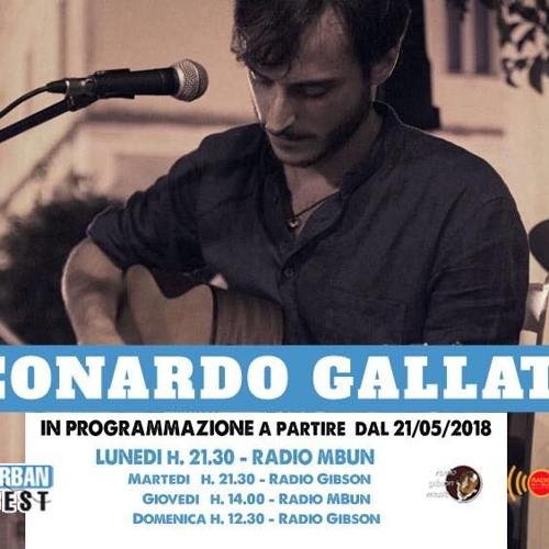 6x18 #4amici - Leonardo Gallato