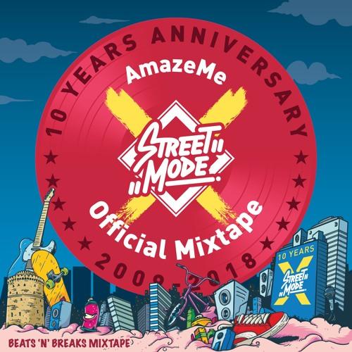 Street Mode BBoytape 10 Years Anniversary 2018