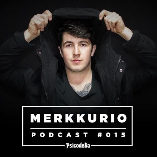 Merkkurio - Psicodelia Podcast #015