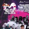 Borderline Vs. Der Hoffi AKA Troops Vs. Leigh Johnson @ Love Music Festival Magdeburg 23.06.18