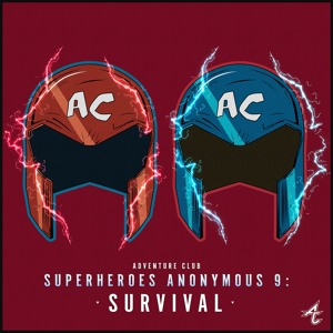 Adventure Club - Superheroes Anonymous 9: Survival 2018-06-26 Artwork