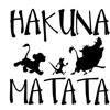 HAKUNA MATATA - Timon & Pumbaa feat. Toph Bottleg (Toph Bottleg Remix)