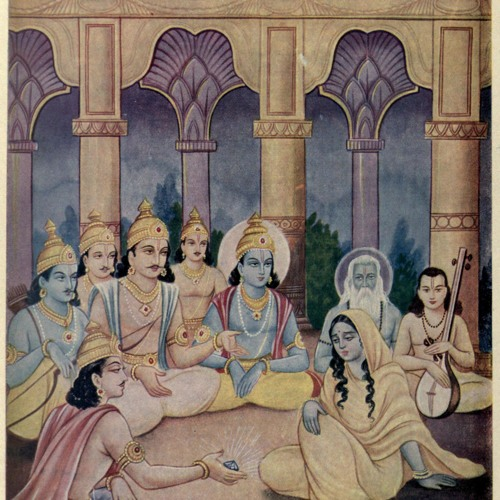 O, did you know Ashwathama does not have an Aadhaar