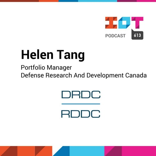 Ep.006 - Defense Research And Development Canada - Helen Tang