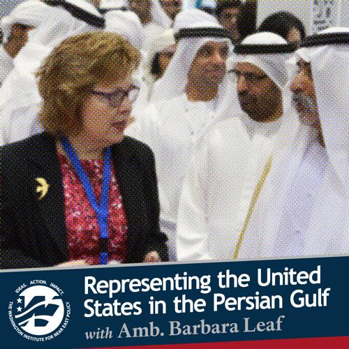 Representing the U.S. in the Gulf