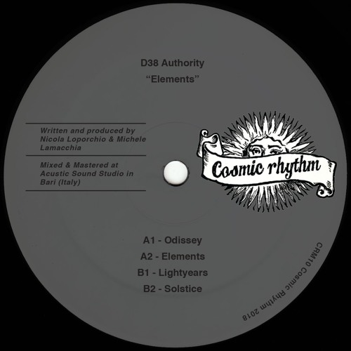 CRM10 // D38 Authority  - Elements 12""