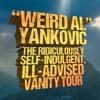 Weird Al Yankovic Tour Commerical