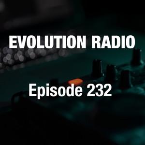 Alan Fraze - Evolution Radio 232 2018-08-10 Artwork