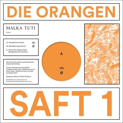 PRÉMIÈRE: Die Orangen - Metal Man (Tapan Remix) [Malka Tuti]