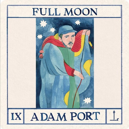 The Full Moon Mix: by Adam Port of Keinemusik