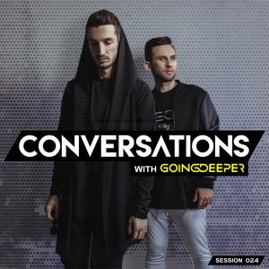Going Deeper - Conversations 024 2018-06-27 Artwork