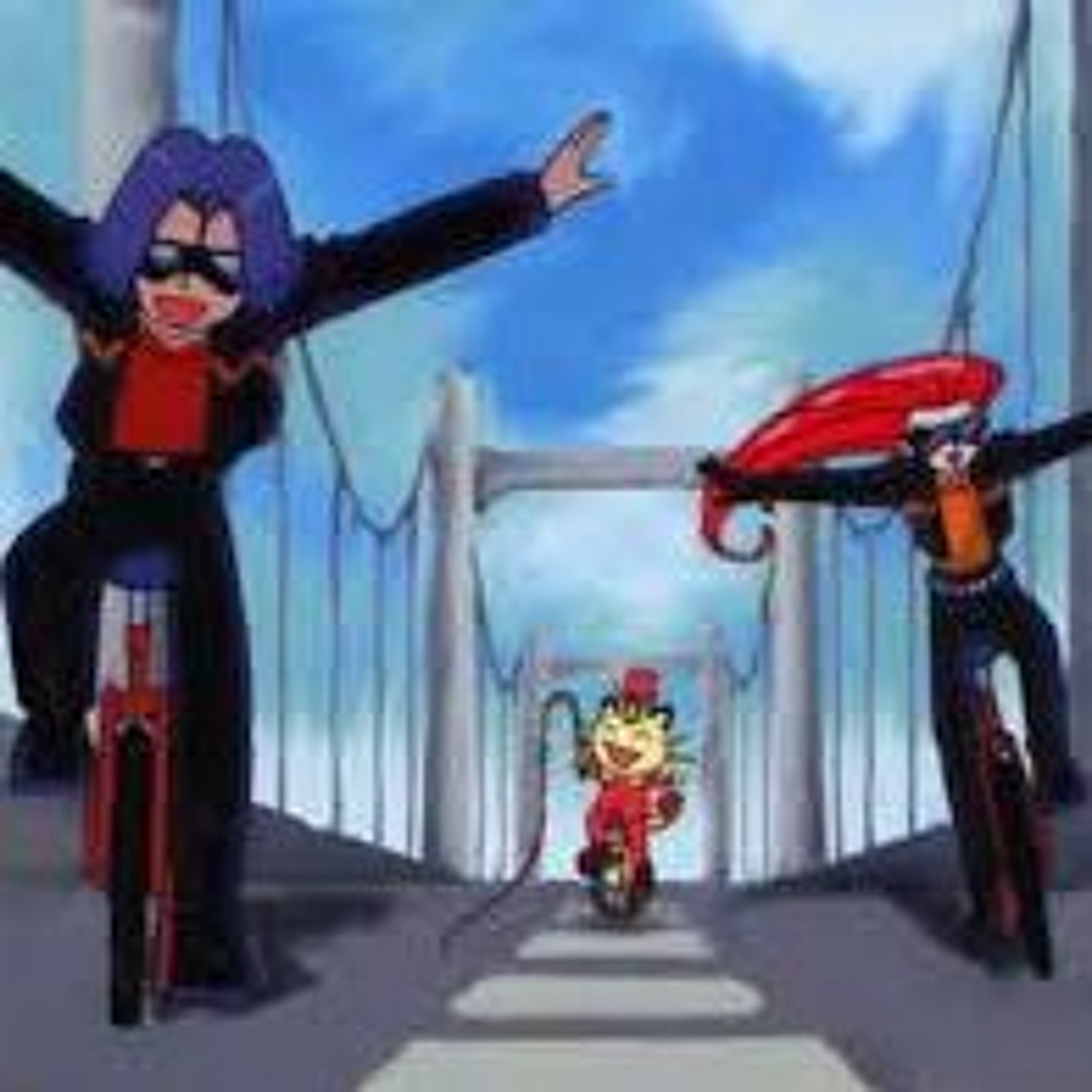 Commodore Perry of Team Rocket!