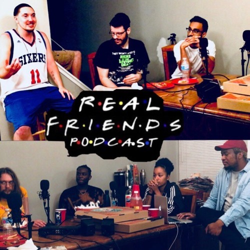 #3 Podcast Pizza Party | Real Friends Podcast
