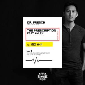 Dr. Fresch & Aylen - The Prescription 044 2018-06-27 Artwork