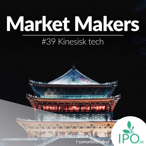 #39 Kinesisk Tech