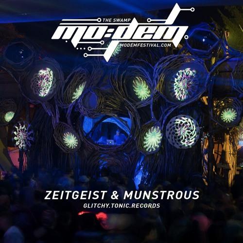 ZEITGEIST & MUNSTROUS @ The Swamp | Mo:Dem Festival 2017.