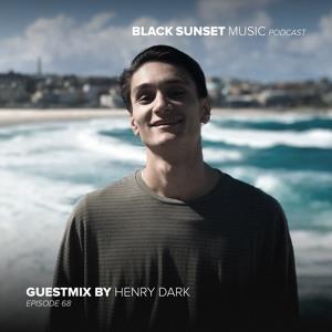 Henry Dark - Black Sunset Music Podcast 068 2018-06-28 Artwork