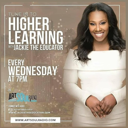 Episode 4:  Higher Learning - Featuring Book Author Tiffany Marie