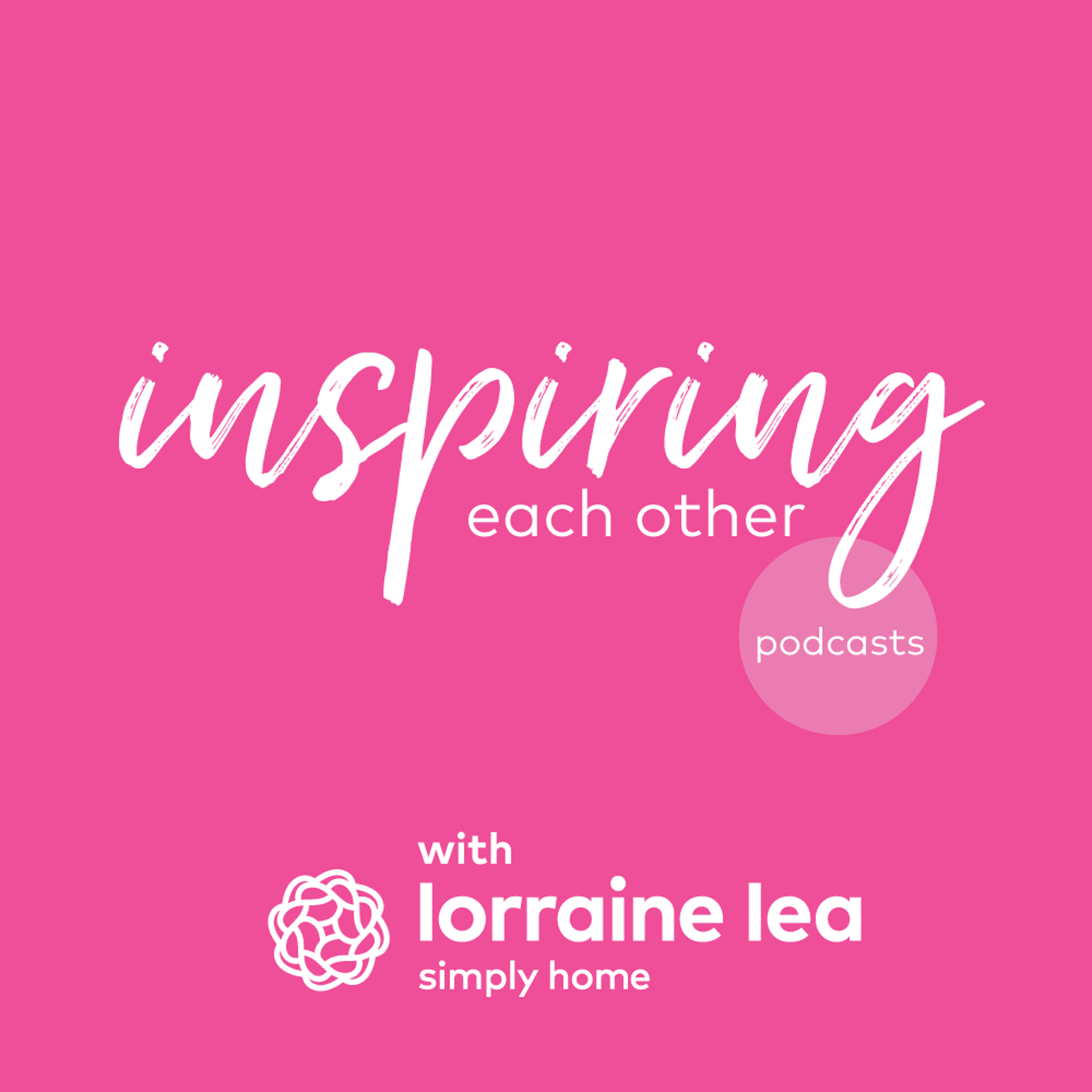 Inspiring each other // Balancing your life with your business