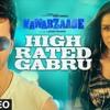 Nawabzaade   High Rated Gabru   Varun Dhawan, Shraddha Kapoor   Guru Randhawa   Raghav, Dharmesh, Punit  