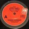 DVS NME & Kelly Gilleran - Little Girls (Oingo Boingo cover)