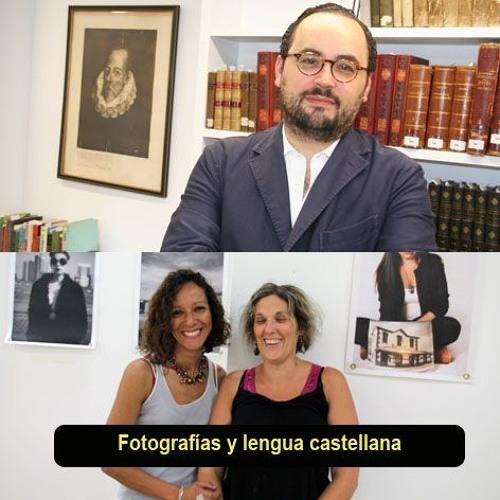 Fotografías y lengua castellana