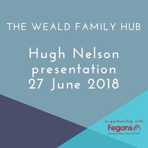 Hugh Nelson Description Of Weald Family Hub 27 June 2018