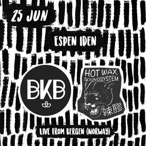 Hot Wax Soundsystem x Fauve Live Stream @ BKB June 25th 2018