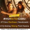 High Rated Gabru | Nawabzaade | Remix Dj Aky Karera