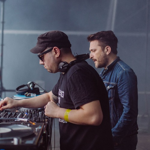 2018.06.23 - Alessandro Adriani & The Hacker at Strange Sounds From Beyond 2018 (Netherlands) Artworks-000366153843-1clmre-t500x500