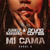 Karol G - Mi Cama (Juanlu Navarro & Bruno Torres Remix) Portada del disco