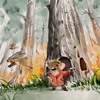 MR BROWN MOUSE & THE BIG BIG FIRE Preview
