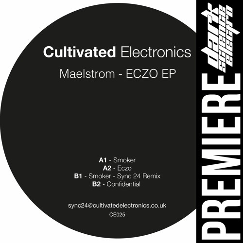 PREMIERE: Maelstrom - Eczo (Cultivated Electronics)
