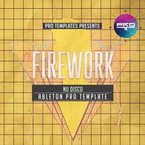 Firework Ableton Pro Template