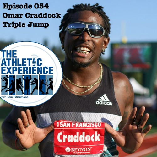 054 - Omar Craddock - Triple Jump - TRUE Hard Work - Mentality