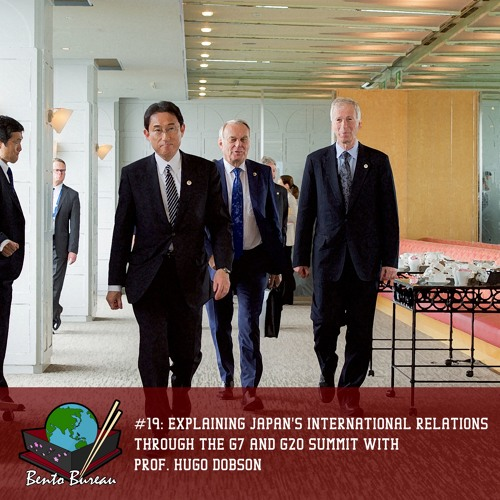 19: Explaining Japan's international relations through the G7 and