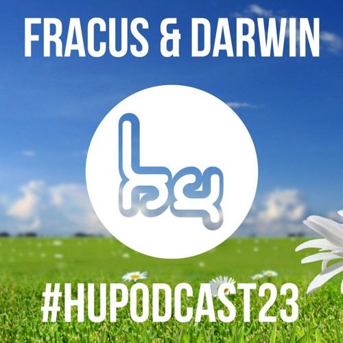 The Hardcore Underground Show - Podcast 23 (Fracus & Darwin) - JULY 2018 - #HUPODCAST23