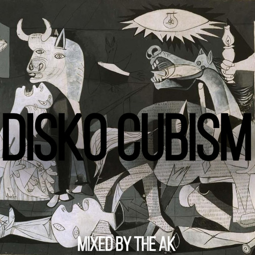 Disko Cubism [Mixed by The AK]