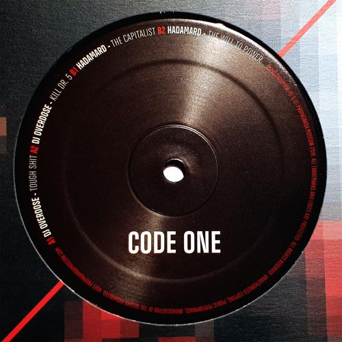 Propaganda Moscow: Code One (PROPAGANDAM005)
