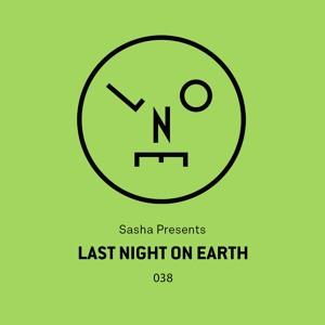 Sasha @ Last Night On Earth 038 2018-06-29 Artwork