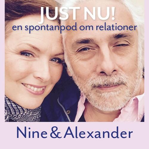 Nine och Alexander 02, fika med spontant samtal om svartsjuka.