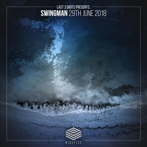 Last 3 Digits & Swingman - Digitize Radio 065 2018-06-29 Artwork