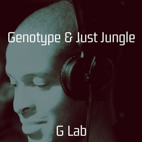 Genotype aka Just Jungle-Exclusive mix-The Everyday Junglist Podcast-Episode 329