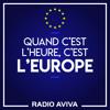 QUAND C EST L HEURE C EST L EUROPE - MARGOT ET BASILE, ETUDIANTS SCIENCE-POLITIQUE - 110618